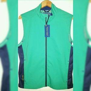 Ralph Lauren Polo Golf Full Zip Vest Jacket XL 2XL